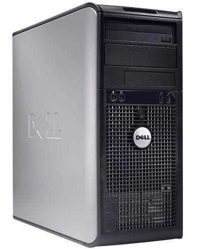 Cpu Dell Optiplex Torre 780 Core 2 Duo 2.6ghz 4gb 1tb Wifi