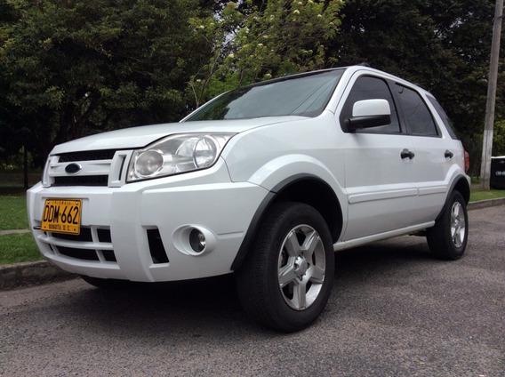 Ford Ecosport 2009 At 2000cc 4x2