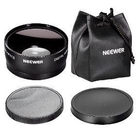 Lente Neewer Digital High Definition 0.45x Usado S/garantia