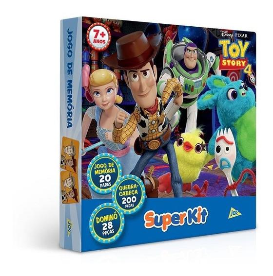 Super Kit Disney Toy Story 4 - Toyster
