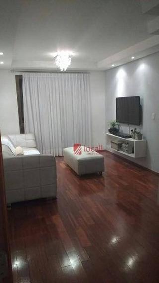 Apartamento Residencial À Venda, Vila Itália, São José Do Rio Preto. - Ap0635