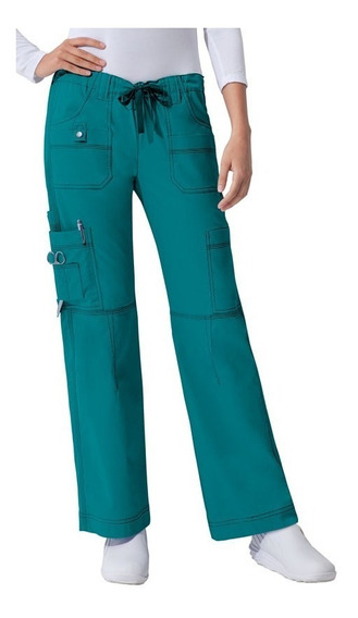 Dickies 857455 Pantalón Quirúrgico Stretch Gen Flex Mujer