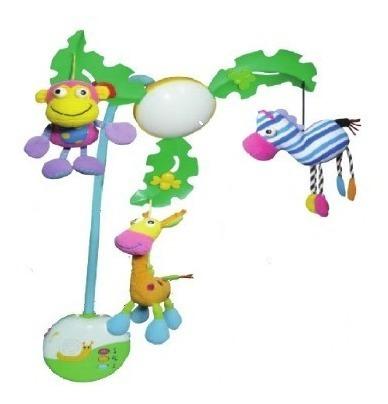 Movil Musical Para Cuna Biba Toys
