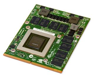 Tarjeta De Video Nvidia Quadro K5100m