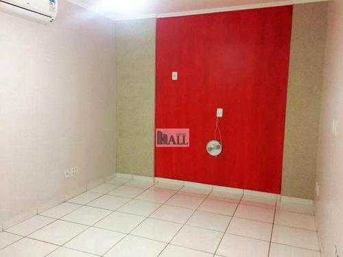 Apartamento Com 3 Dorms, 1 Suíte, 2 Vg, São José Do Rio Preto - V668
