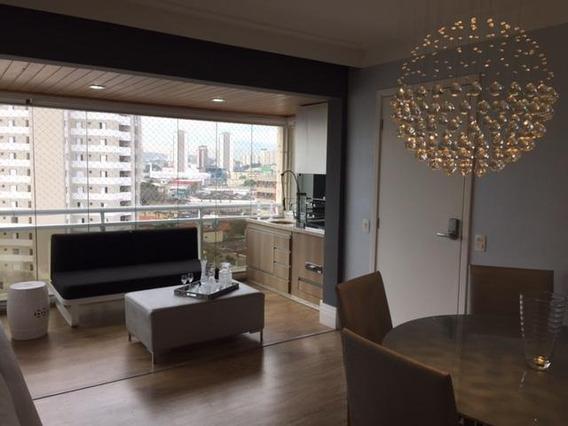Apartamento Residencial Para Locação, Centro, Santo André. - Ap7988