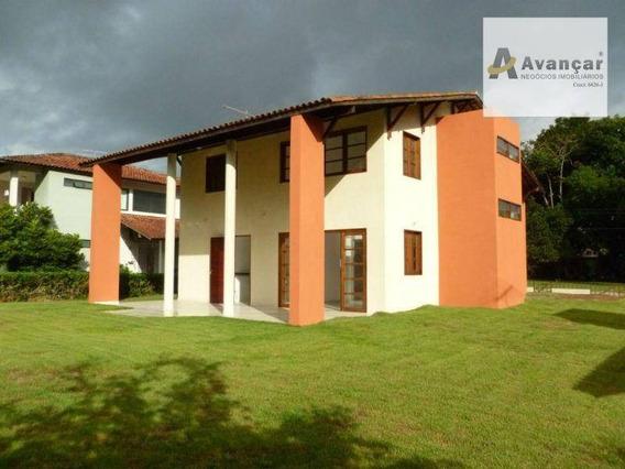 Casa Residencial À Venda, Aldeia, Paudalho. - Ca0079
