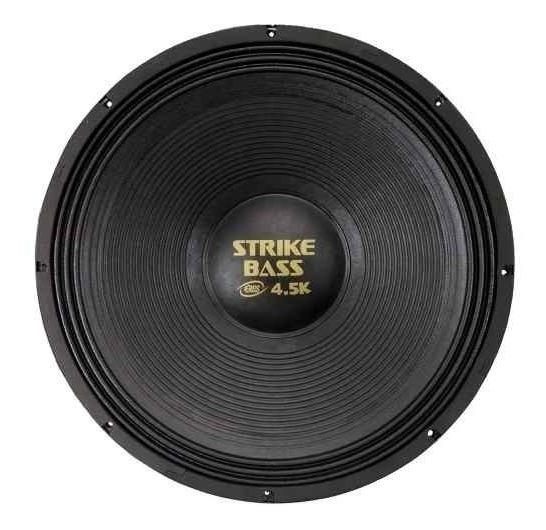 Kit Reparo Original Eros 18 E-18 Strike Bass 4.5k 4 Ohms