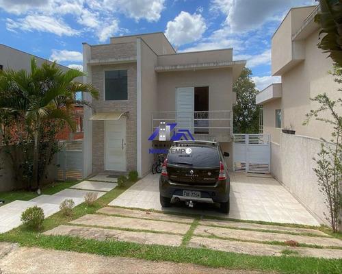 Imagem 1 de 30 de Casa Moderna A Venda Em Cotia Com 3 Dorms E 2 Vagas - Ca00789 - 69328472