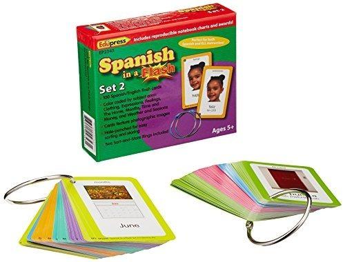 Español En Un Set 2 Tarjetas De Memoria Flash