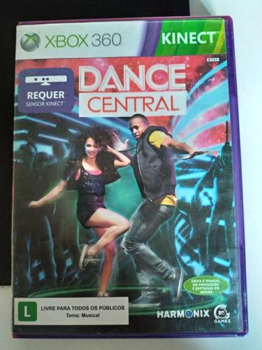 Jogo Dance Central Xbox 360