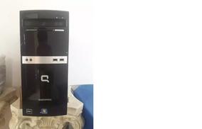 Computador Completo Hp Compaq + Monitor 20