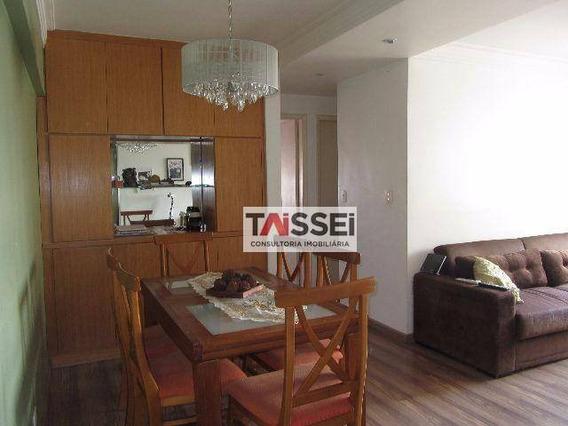 Apartamento Com 3 Dormitórios À Venda, 79 M² Por R$ 540.000,00 - Jabaquara - São Paulo/sp - Ap1225