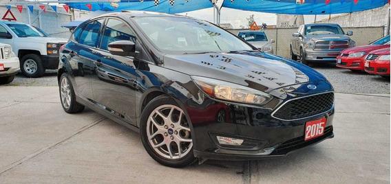 Ford Focus 2015 2.0 Appearance Aut Equipado