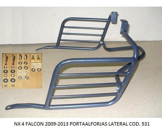 Soporte Lateral Alforjas Honda Nx 4 Falcon 1999-2013