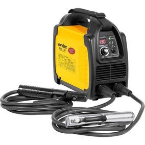 Solda Inversora Tig Eletrodo 130a Riv 136 Vonder Bivolt Aut