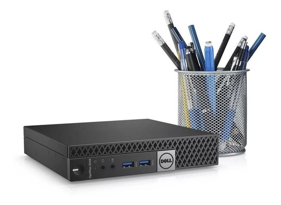 Dell Mini Optiplex 3040m, I5 6º Geração Intel, 8gb,