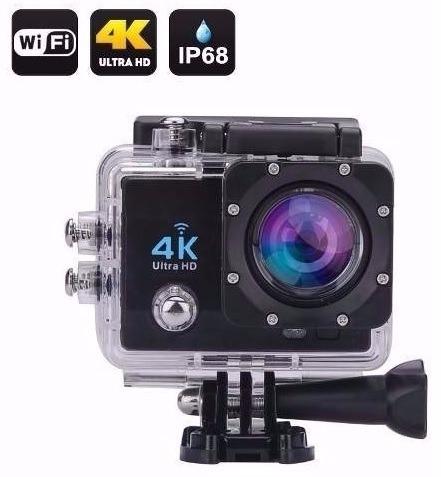 Camera 4k Action Cam Go Sports Pro Prova D
