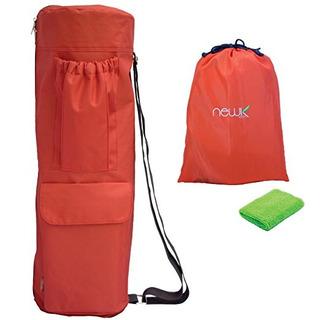 Newk Yoga Impermeabilizan El Yoga Mat Bolsa Para Hombres Y M