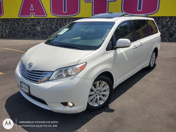 Toyota Sienna 2014 Xle Limited