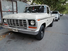 Ford F-100 F100 79 Deluxe