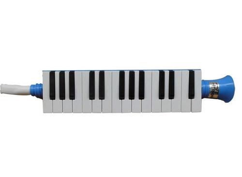 Melodica 27 Notas A Piano Parquer Mel27 Color Azul - Cuotas