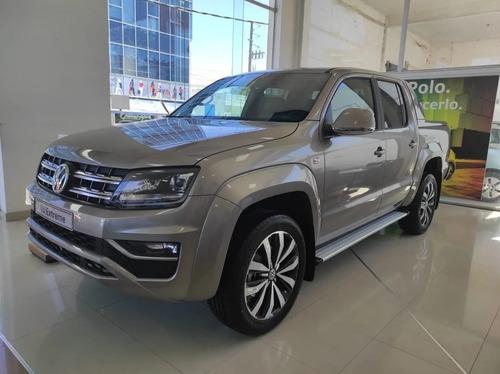 0km Volkswagen Amarok 3.0 V6 Extreme 2021 Alra Tasa 0% Vw 3