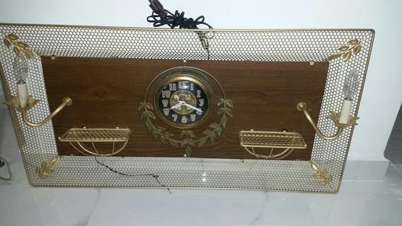 Antiguo Reloj Electrico
