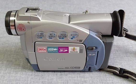 Canon Zr45mc Minidv Digital Camcorder