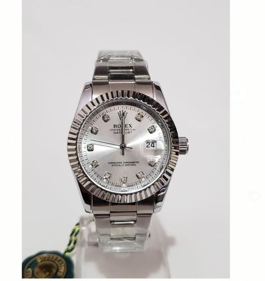 Relógio Feminino Silver