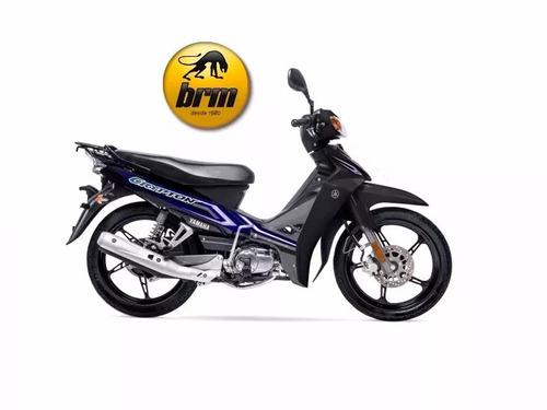 Yamaha New Crypton 110 Todos Los Colores En Brm !!