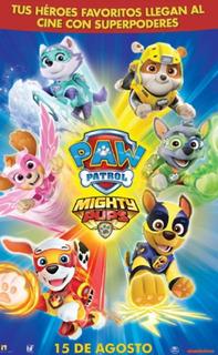 Paw Patrol 2019 Pelicula (digital) Hd 1080p Audio Latino