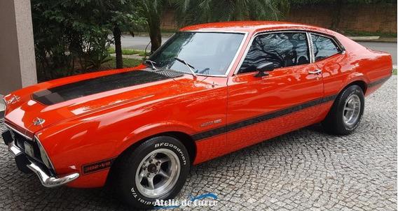 Maverick Gt 1974 V8 - Nunca Restaurado 46.000 Km - Incrível