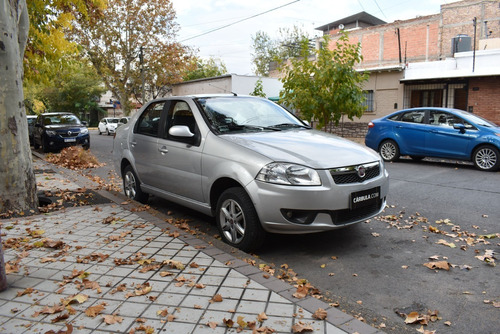 Fiat Siena El 1.4 Aa Da 2016. Único Dueño