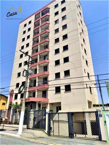 Apartamento Com 2 Dormitórios À Venda, 58 M² Por R$ 280.000,00 - Vila Marieta - São Paulo/sp - Ap0246