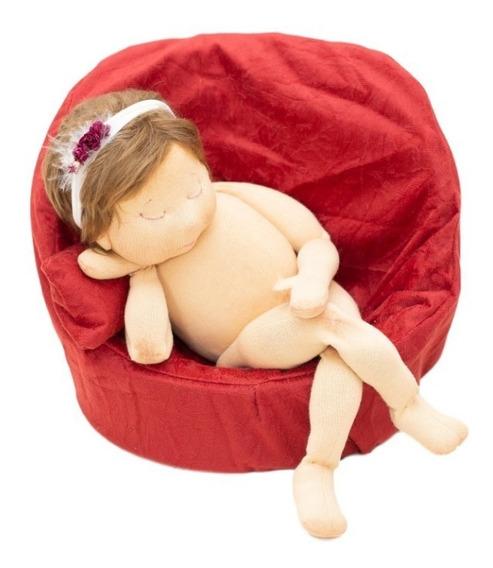 Poltrona Posicionadora 10 Newborn Posing Mini Sofá Props Gg