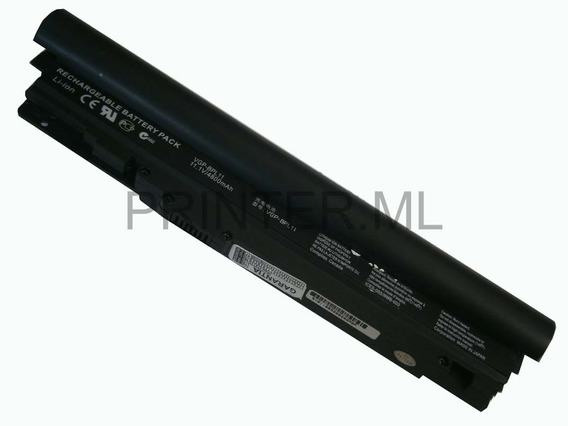Bateria Para Notebook Sony Vgp-bpl11