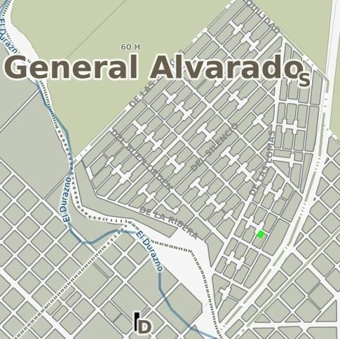 Imagen 1 de 3 de Lote En Venta En Barrio Privado Las Lomas