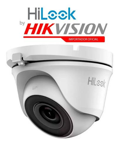 Camara Domo Exterior Hilook Hikvision Thc-t120-mc Cctv 1080p