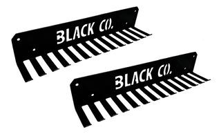 2x Suporte Bands Cordas Pular Speed Rope Cinta Cross Blackco