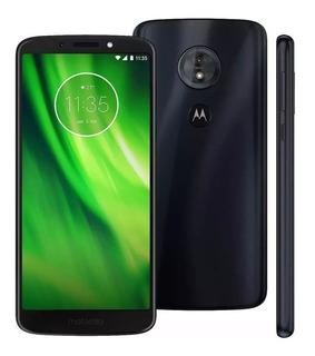 Motorola Moto G6 Play 32gb 3gb Ram +capinha+fone De Ouvido