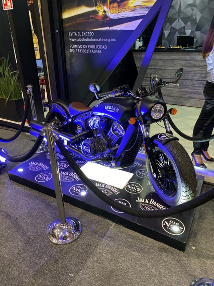 Motocicleta Indian Scout Bobber 2020 Nueva 0 Km