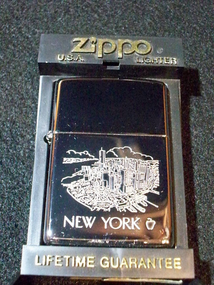 Encendedor Zippo - Made In Usa - New York