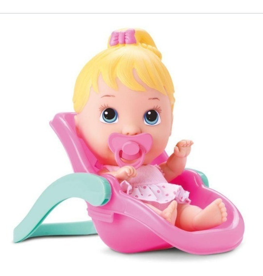 Boneca Bebe Baby Conforto My Little Dolls Divertoys