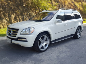Mercedes Benz Clase Gl 2012 No Bmw Land Rover Cadillac