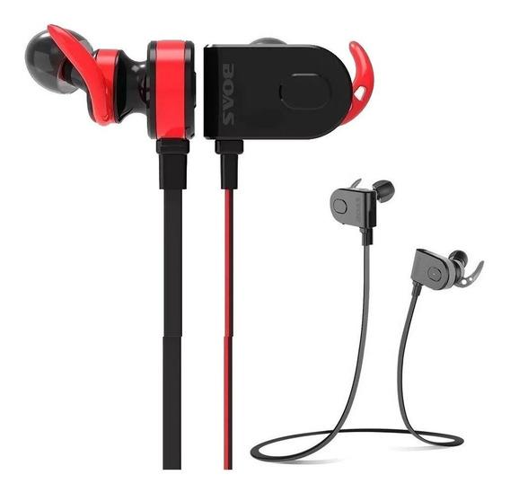 Fone De Ouvido Bluetooth 4.1 Sem Fio Wireless Estereo Sporte