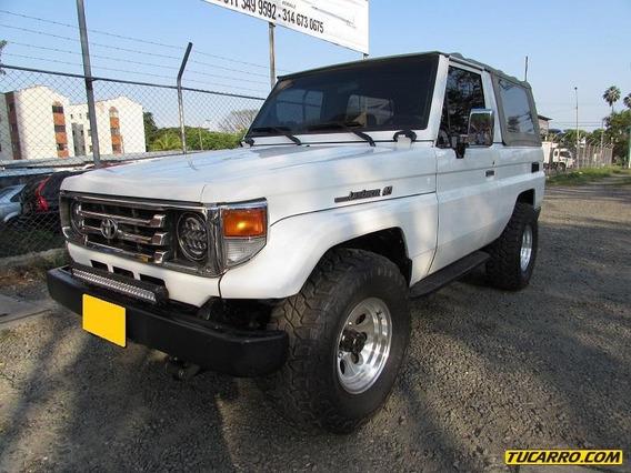 Toyota Land Cruiser Fzj