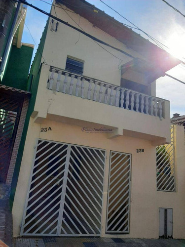 Imagem 1 de 8 de Imóvel Para Rende Com 4 Casas - Ca0437