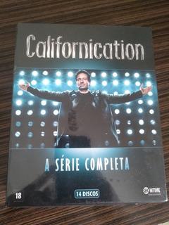 Coleção Dvd Californication- A Série Completa (14 Dvds)