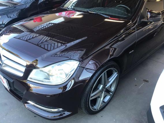 Mercedes-benz Classe C 2012 1.8 Cgi Classic Turbo